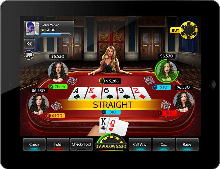 Online Poker Gaming Business